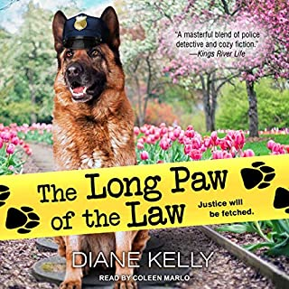 The Long Paw of the Law cover art