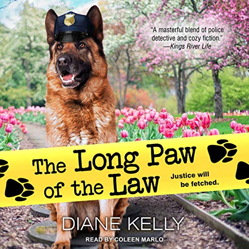 The Long Paw of the Law: Paw Enforcement Series, Book 7
