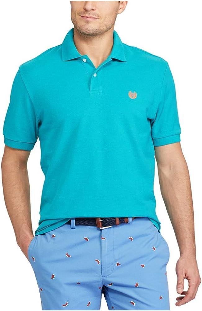 Chaps Men's Big & Tall Short Sleeve Polo Shirt