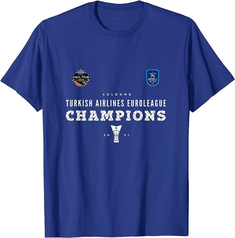 Champions Anadolu Efes Istanbul T-Shirt
