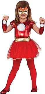 Rubies Marvel Iron Rescue Girl Costume, Medium
