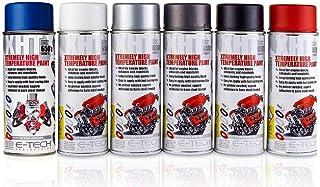 MP Essentials Coat, Protect & Enhance XHT Xtremely hoge temperatuur verf (tot 650c) voor motorblokken, uitlaten en spruits...