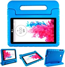 LG G Pad 7.0 Case – SIMPLEWAY Protective Handle Stand Tablet Case Cover Compatible with LG G Pad V400 / V410 (LTE) / VK410 / UK410 / LK430 (G Pad F7.0) 7 Inch, Blue