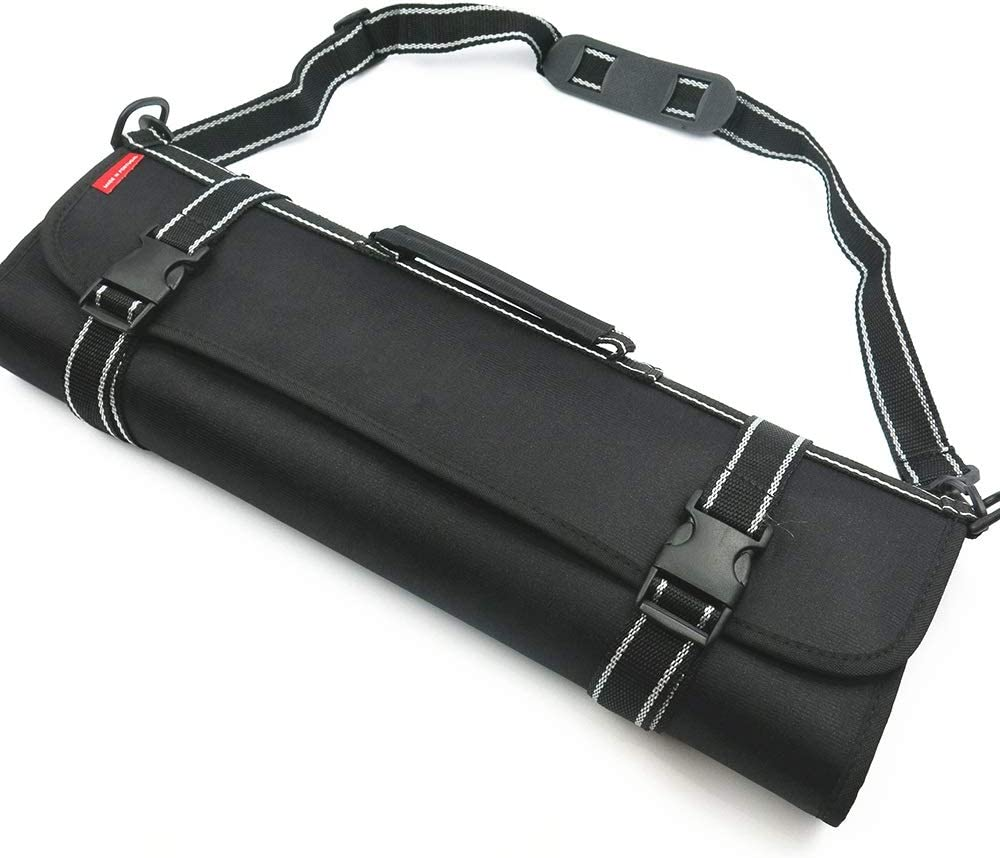 QERNTPEY OFFicial shop Chef Knife Roll Bag Tableware T Sale Special Price Kitchen 15 Carrying