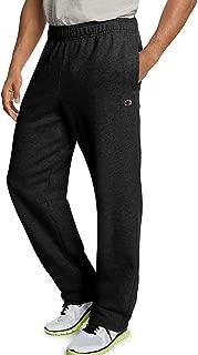 Men's Powerblend Fleece Open Bottom Pants