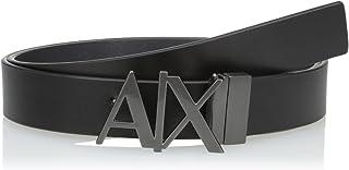 A X Armani Exchange Un cinturón de bisagra. Cinturón para Hombre