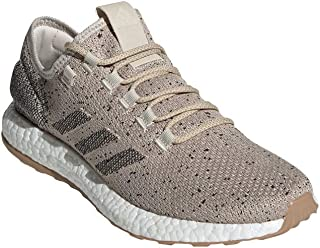 adidas Men's Pureboost Running Shoes Pale Nude/Carbon/Clear Brown