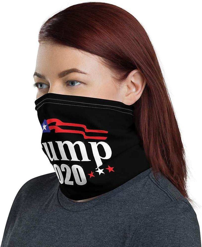 Trump 2020 Neck Gaiter Lightweight Face Cover