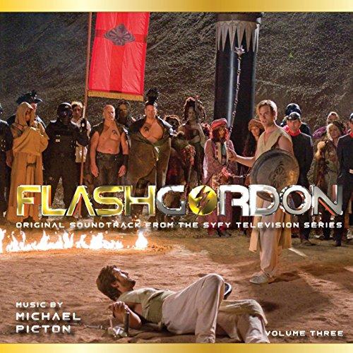 Flash Gordon: Volume Three (Original Television Soundtrack)