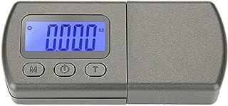 Básculas de peso Profesional precisa joyería portátil vinilo registro LCD medidor de equilibrio giradiscos calibración peso digital lápiz óptico escala de fuerza