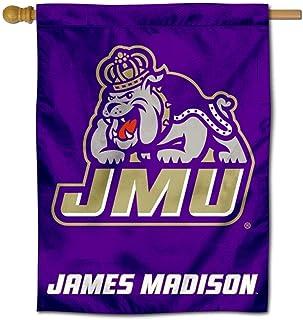 James Madison Dukes House Flag Banner