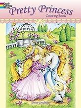 Pretty Princess Coloring Book by Teresa Goodridge (June 15,2016)