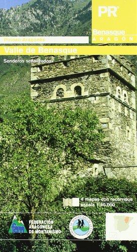 Pirineos Aragones Valle De Benasque Pr (Senderos Pequeño Recorrido)