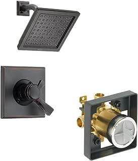 Delta Delta KSDDR-T17251-RB Dryden Shower Kit Pressure-Balance Dual-Function Cartridge, Venetian Bronze Venetian Bronze