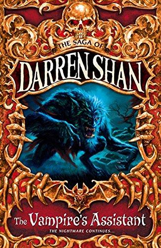 The Vampire's Assistant: The Saga of Darren Shan, Book 2