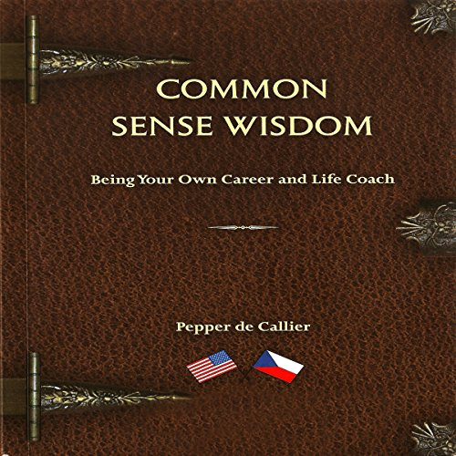 Common Sense Wisdom audiobook cover art