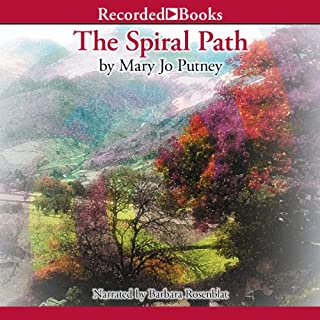 Spiral Path audiobook cover art