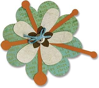 Sizzix 657242 Bigz Die, Flower Layers by Basicgrey
