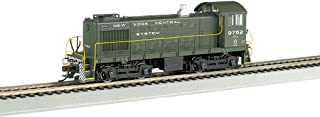 Bachmann Industries ALCO S4 DCC New York Central System P & LE 9762 Sound Value Equipped Locomotive (HO Scale)