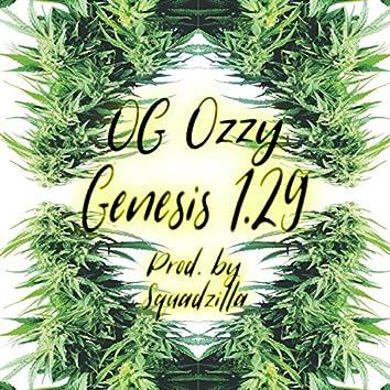 Genesis 1.29