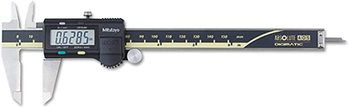 Mitutoyo 500-196-30 Advanced Onsite Sensor (AOS) Absolute Scale Digital Caliper, 0 to..