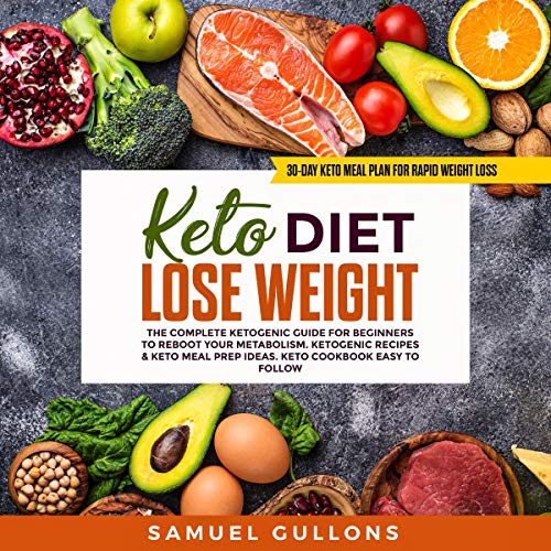 Keto Diet Lose Weight for Beginners cover art