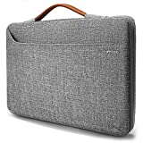 tomtoc 360° Protective Laptop Sleeve Briefcase for 2018 New MacBook Air 13-inch