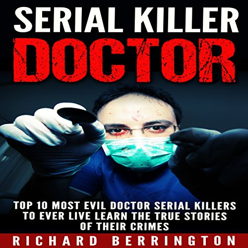 Serial Killer Doctor cover art