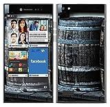 Royal Adhesivo RS.114568Autoadhesivo para Blackberry Leap con diseño barriques