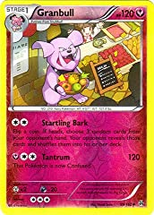 A single individual card from the Pokemon trading and collectible card game (TCG/CCG). This is of Uncommon rarity. From the XY BREAKthrough set. You will receive the Reverse Holo (also known as Holo Parallel Foil) version of this card.