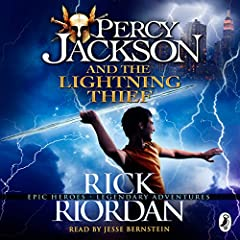 The Lightning Thief: Percy Jackson, Book 1