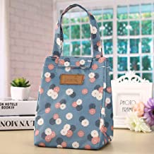 Hot Sale!DEESEE(TM)🌸🌸Thermal Portable Insulated Cooler Bag Lunch Picnic Carry Tote Storage Case Box (A)
