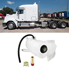 Heavy Duty Coolant Reservoir Tank for International Harvester 9900i 15.0L 2003-2012 2014-2018 15.2L 2004-2010 ProStar 15.0L 2008-2018 15.2L 2009-2010 6035105