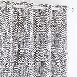 Confecciones Paula - Cortina con ollaos Palma - 200x260 cm - Color Beig