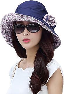 Siggi Women's Foldable Sun Hat UPF 50 + Shade Wide Brim