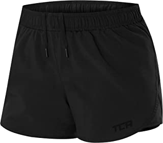 TCA Women's Pulse Gym/Running Short with Zipped Pocket
