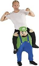Morph Super Mario Luigi Wario and Waluigi Halloween Costume Also Available in Inflatable and Piggyback