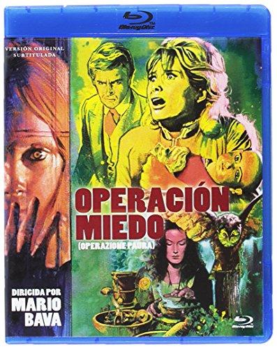 Operación Miedo v.o.s. 1966 BD-r Operazione Paura [DVD]