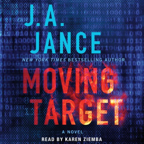 Moving Target cover art