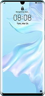 هاتف هواوي بي 30 برو بشريحتي اتصال - 128 جيجا، ذاكرة رام 8 جيجا، 4 جي ال اي تي 6.4 Inch VOG-L29