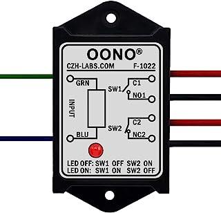 DPST 1NO 1NC 8Amp Power Relay Module, AC 110V 115V 120V Control Voltage
