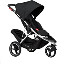 Phil and Teds Dash Buggy With Doubles Kit (Black)