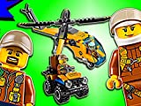 Clip: Jungle Cargo Helicopter