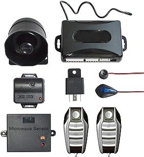BANVIE Car Security Alarm & Keyless Entry System