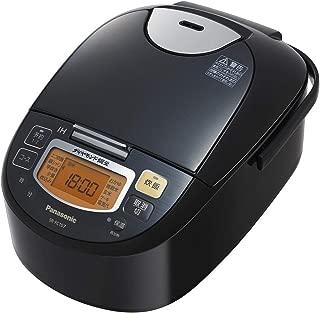 パナソニック 5.5合 炊飯器 IH式 ステンレスブラック SR-FC107-K