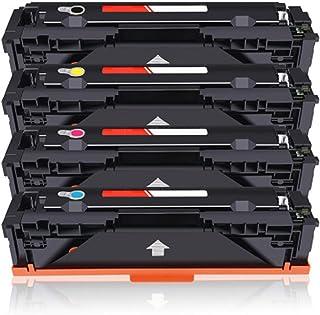 Compatible Toner Cartridge Replacement for HP CF500A Fit for HP Color Laserjet Pro MFP M281fdw M281cdw M281dw M280 M254 Pr...