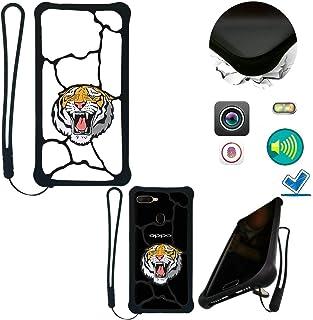 "Universel Case For Tecno Spark 4 Lite Stand Cover Case Compatible 4""-6.6"" Smartphone HHT"