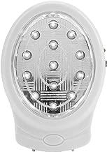 Home Luci di emergenza, 13 LED ricaricabili di emergenza per la casa Lampada di interruzione automatica di interruzione di corrente(EU Plug)
