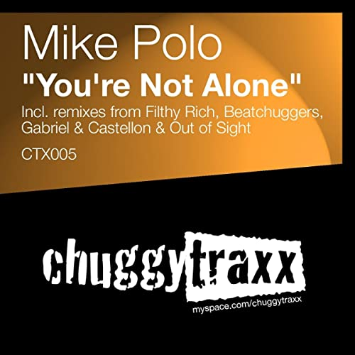 Amazon.com: Youre Not Alone: Mike Polo: MP3 Downloads
