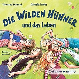 Cornelia Funkes Die Wilden Hühner und das Leben Titelbild